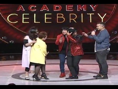 D'Academy Celebrity 2 - Host Beri Kejutan Untuk Lucky Octavian