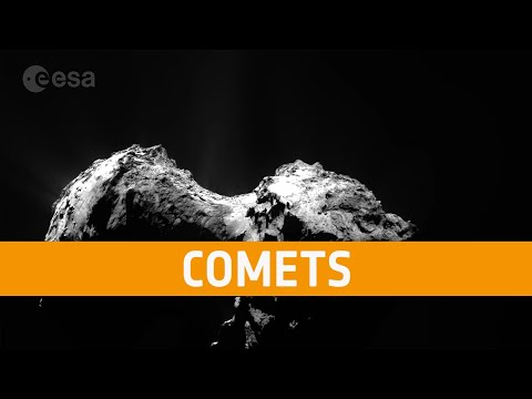 Meet the Experts: Comets