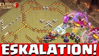 TROLLKRIEG ESKALIERT! ☆ Clash of Clans ☆ CoC