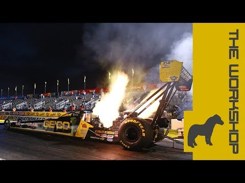Why do Dragsters use HEMI's?