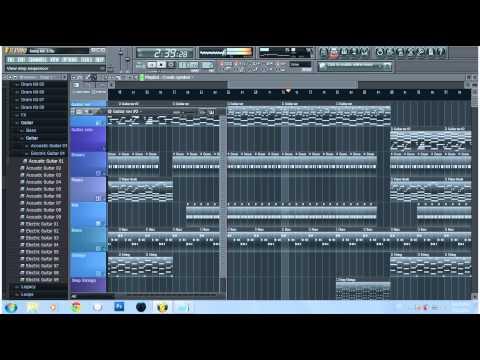 Guitar beat (st01) - Instrumental Beat [ MP3 and FLP Free download ]
