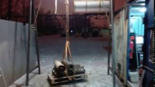 Козловой кран своими руками на 1 одну тонну(, 2017-02-05T15:43:15.000Z)