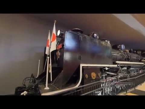 Saitama JR Railway museum