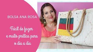 Especial Dia das Mães: Bolsa Ana Rosa