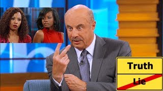 Dr. Phil, Treasure & Her Mom Exposed By Her Sister Saying The Story Was A Lie.