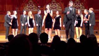 Let The Music Play (Pop Medley) - The Harvard Opportunes