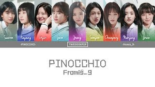 Fromis_9 - Pinocchio