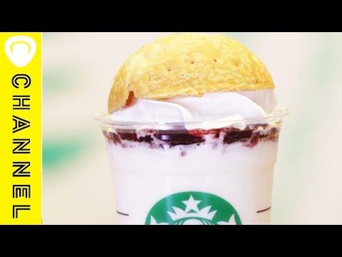 【グルメ】スタバの新作飲み方3選♪   Three ways for the Starbucks new drinking!