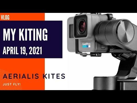My Kiting - April 19th 2021 - Improving my KAP-shots
