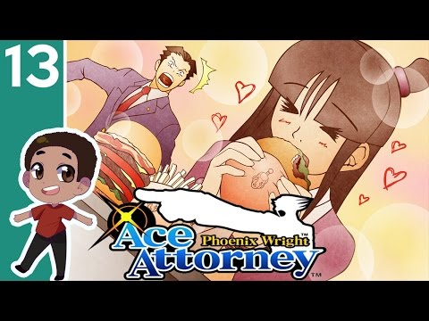 Let's Play Phoenix Wright: Ace Attorney Part 13 - Holding Back Evidence Again?