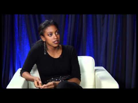 People with Paul Wontorek : Condola Rashad of Stick Fly