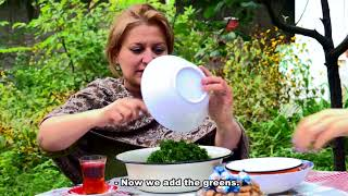Dolma making and sharing tradition, a marker of cultural identity
