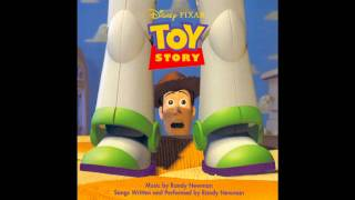 Toy Story soundtrack - 02. Strange Things