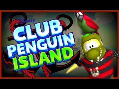 Club Penguin Island : ALLIGATOR PIRATE ~ Sqaishey