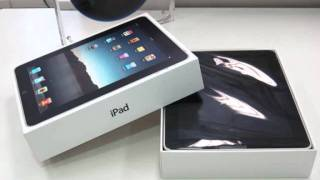 IPAD 3 Unboxing, Technical Info @ Apple California inc