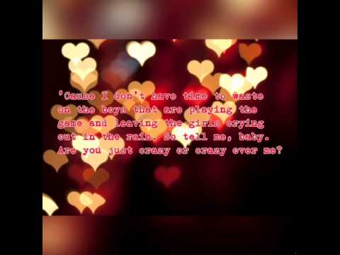 Love Me Like You Mean It Kelsea Ballerini Lyrics - YouTube