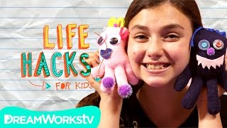 More Clothes Hacks | LIFE HACKS FOR KIDS on Go90