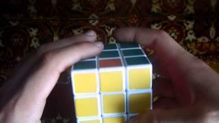 Как собрать кубик Рубика? Видеоурок №8