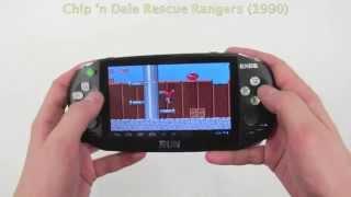 Обзор EXEQ RUN - портативной игровой консоли c 3G