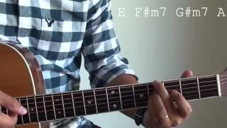 Chord Guitar Ikaw Guitar Tutorial Yeng Constantino   Guitar Lesson