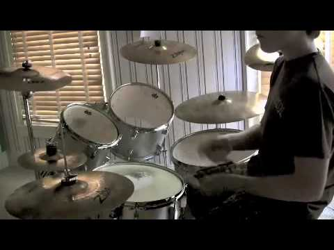 Hoobastank- Out Of Control Drum Cover