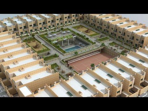 Al Nafel residential compound in Riyadh: leading residential compound