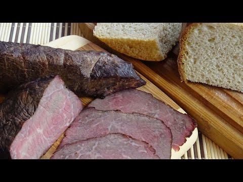 Как коптить мясо в домашних условиях видео