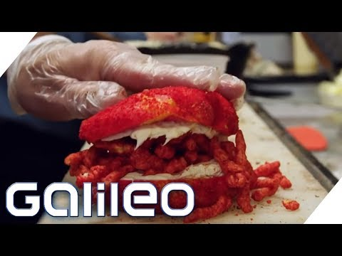 Cheatday USA: Das sind die krassesten Kalorienbomben! | Galileo | ProSieben