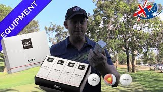 MIZUNO MPx GOLF BALL REVIEW