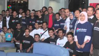 Photo Slide Documentation of Seminar & Workshop Forex Trading by MFX Broker @Surabaya