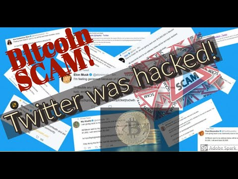 Explanation how #Twitter was hacked! And how the #bitcoin scam took place!