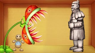 Plantus Predatus vs Terracotta Soldier | Kick The Buddy