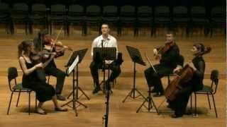 W. A. Mozart: Clarinet Quintet in A, K 581 - IV Allegretto con Variazioni