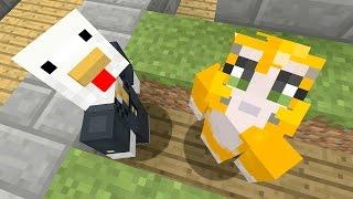 Minecraft Xbox - Sky Den - Grass Race Finale (86)