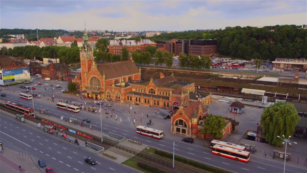 Arrival to Gdańsk | Polska 2023 - World Scout Jamboree Candidate - YouTube