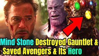 Mind Stone Was Saving Avengers from The Avengers to Avengers Infinity War