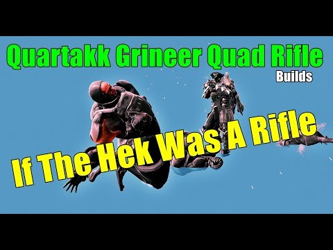 Quartakk: If The Hek Was A Rifle (Warframe) thumbnail