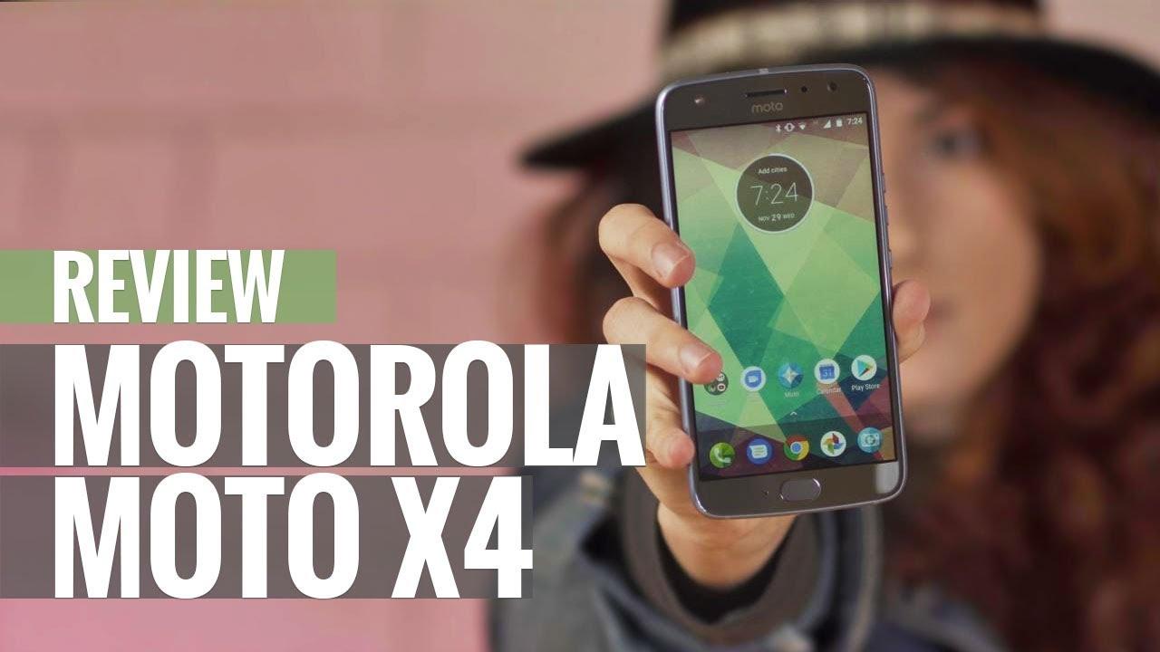 Motorola Moto X4 - Full phone specifications