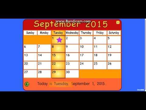 September 2015 is here