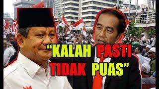 """Download Video """"Heboh Aksi 22 Mei"""" Jokowi: Enggak Ada Ceritanya Kalah Itu Puas MP3 3GP MP4"""