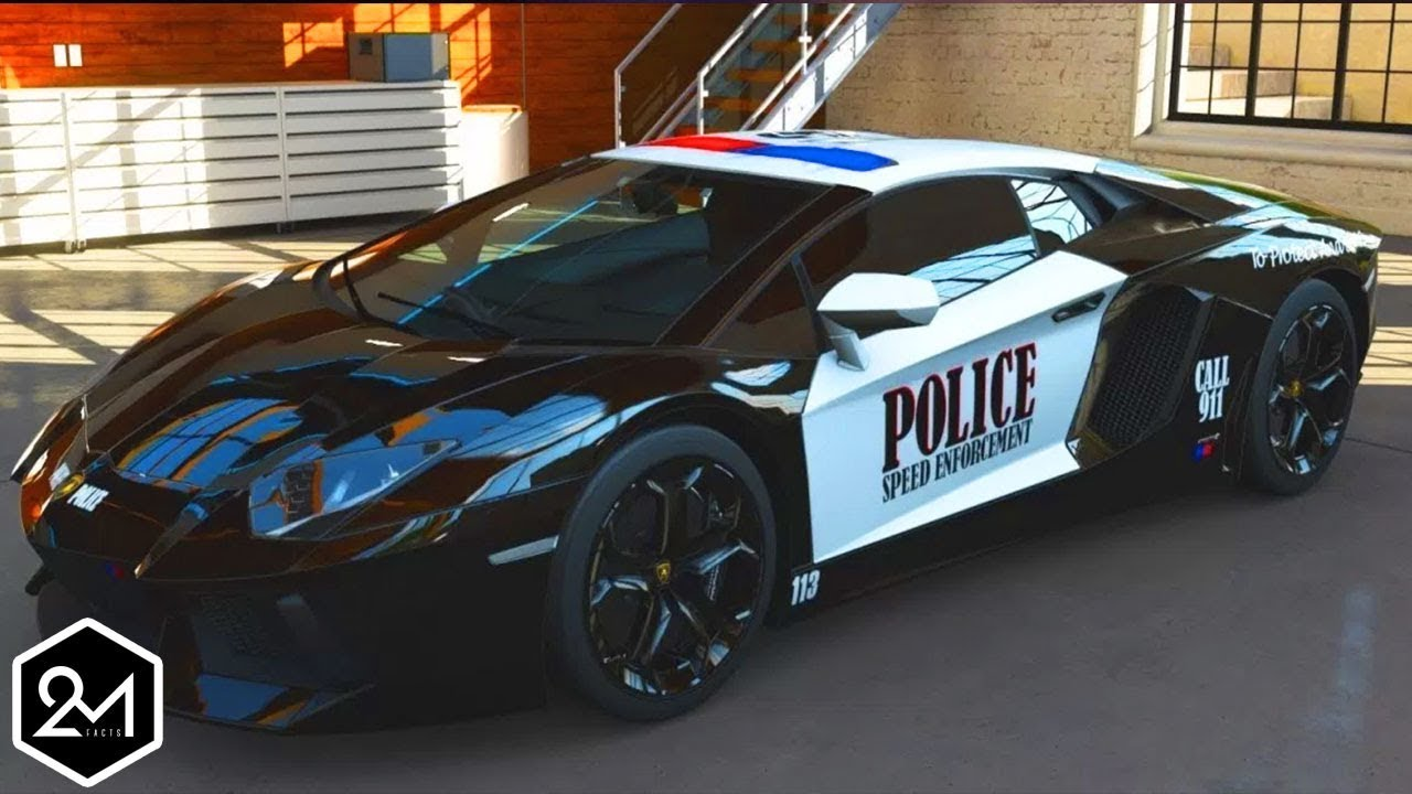 Top 10 World Fastest Police Vehicles In The World - YouTube  Fastest Police Car In The World 2013