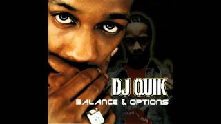 DJ Quik - Balance and Options - Well (Instrumental)