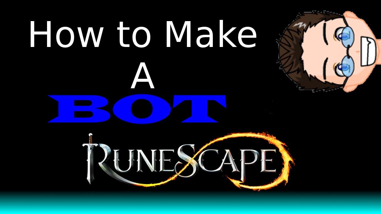 How to make a bot - AutoIt - Runescape