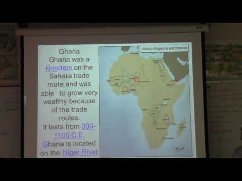 AP World History African Empires Review