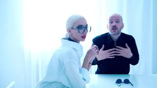 Смотреть клип Bibanu & Sonny Flame - Doar Amici