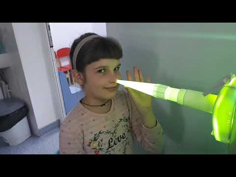 Наше лечение. Детский бронхолегочный санаторий №68