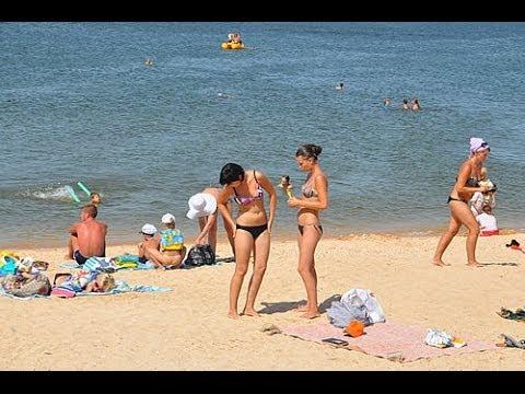 Голубицкая — крупнейший курорт Азовского моря