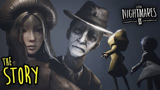 WHAT IS THE STORY? - Little Nightmares 2 EXPLAINED | The Story! | Little Nightmare Theory