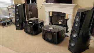 Audiophile Junkie  Rockport Cygnus Demo  3mA Audio customer in San Antonio