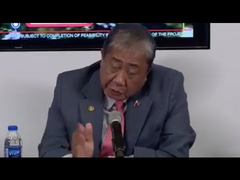 ASEAN 2017: Press briefing with Mark Villar, Art Tugade, and Vince Dizon